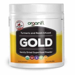 Organifi Gold The Fit Executive