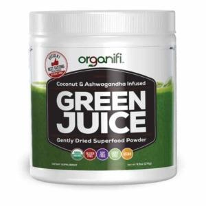 Organifi Green Juice The Fit Executive