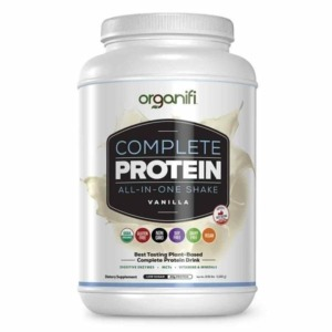 Organifi Protein Vanilla The Fit Executive