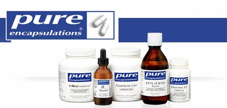 Pure Encapsulations The Fit Executive