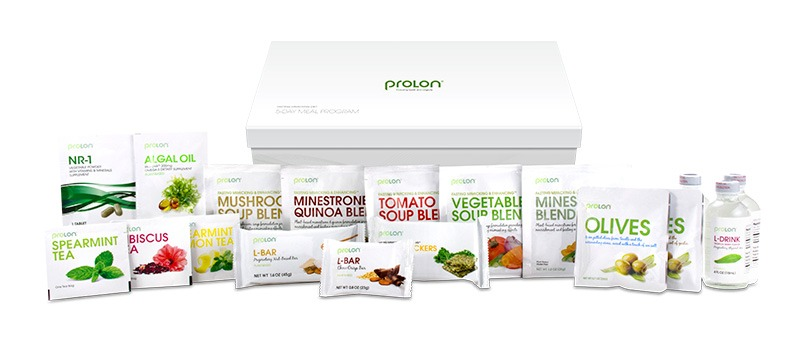 Prolon 5 day meal: The-Fit-Executive